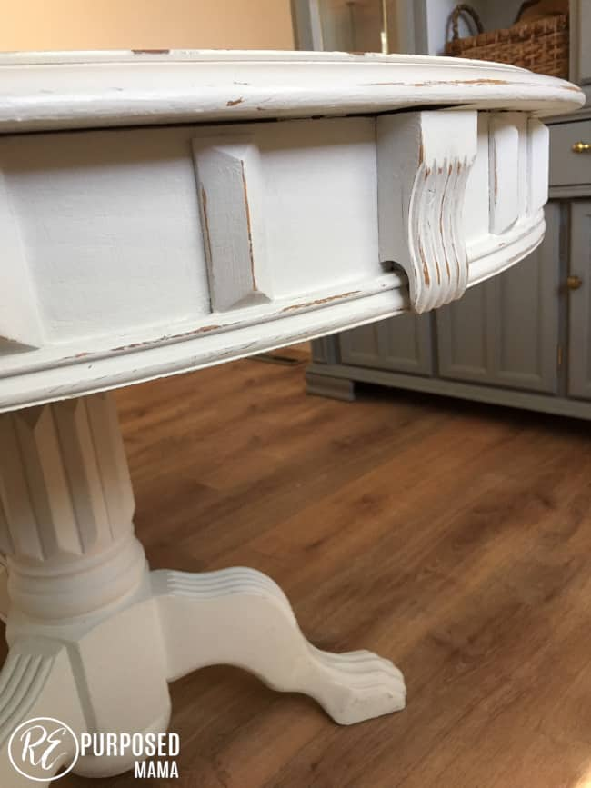 Diy Farmhouse Dining Table Makeover A Well Purposed Woman
